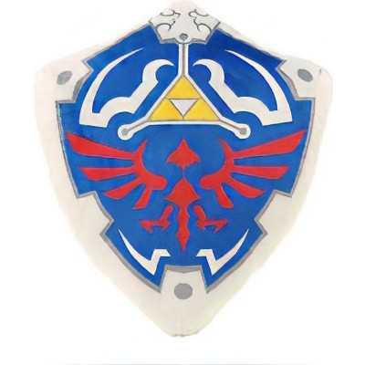 Legend of Zelda: Hylian Shield Cushion PLUCHES