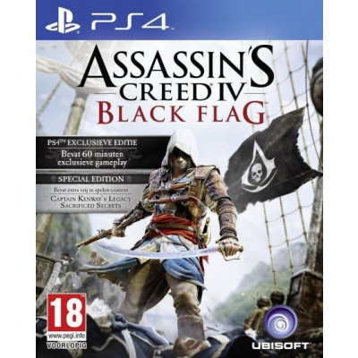 Assassin's Creed IV Black Flag Special Edition PS4