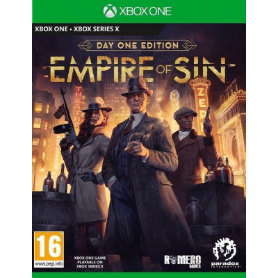 Foto van Empire of Sin Day One Edition XBOX ONE