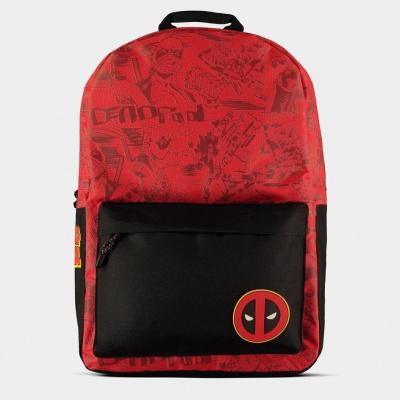 Deadpool - Grafitti Backpack MERCHANDISE