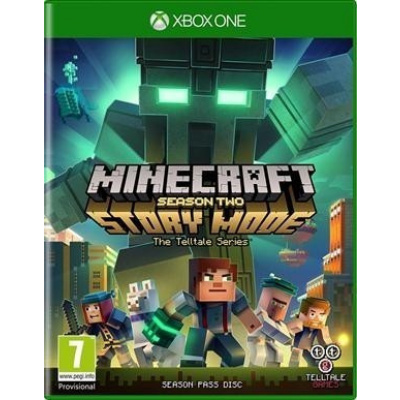Minecraft Story Mode Season Two XBOX ONE