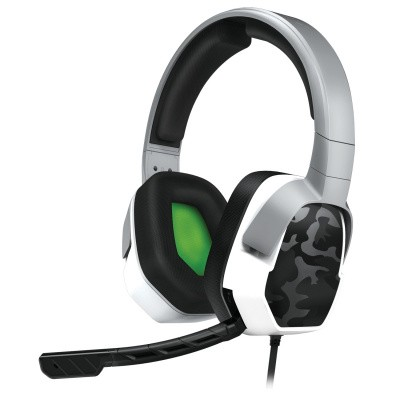 Afterglow - LVL 3 Wired Stereo Headset (Wit Camo) Xbox One