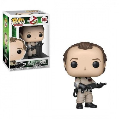 Foto van Pop! Movies: Ghostbusters - Dr. Peter Venkman FUNKO