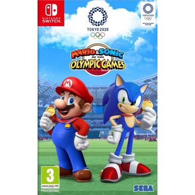 Mario & Sonic op de Olympische Spelen: Tokio 2020 Nintendo Switch