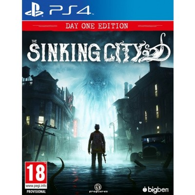 The Sinking City (Day One Edition) PS4