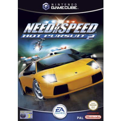Foto van Need For Speed Hot Pursuit 2 Nintendo GameCube
