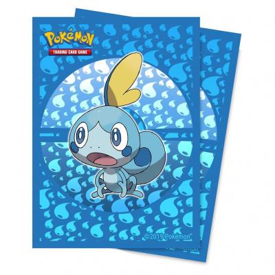 Foto van TCG Pokémon Sword & Shield Galar Sleeves - Sobble POKEMON