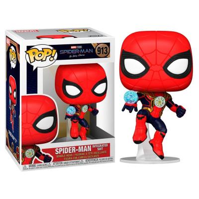 Pop! Marvel: Spider-Man No Way Home - Spider-Man FUNKO