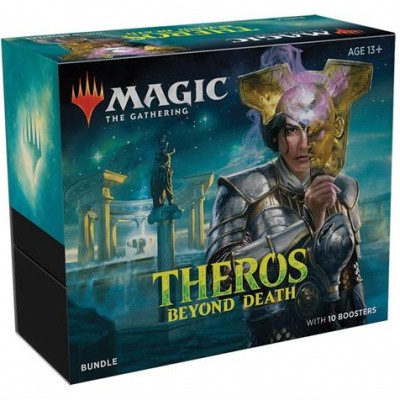 Foto van TCG Magic The Gathering Theros Beyond Death Bundle MAGIC THE GATHERING