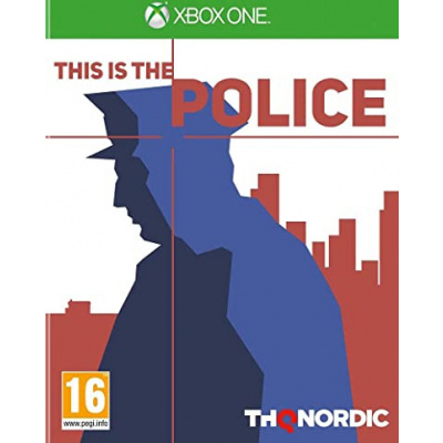Foto van This Is The Police XBOX ONE