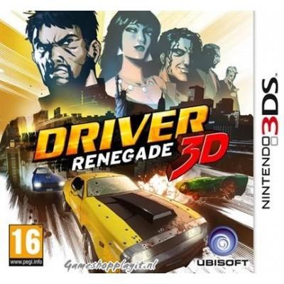 Foto van Driver Renegade 3D 3DS