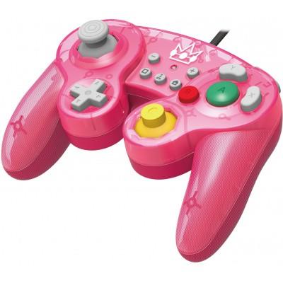 Foto van Hori Smash Bros Gamepad Peach Nintendo Switch SWITCH