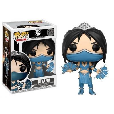 Foto van Pop! Games: Mortal Kombat X - Kitana FUNKO