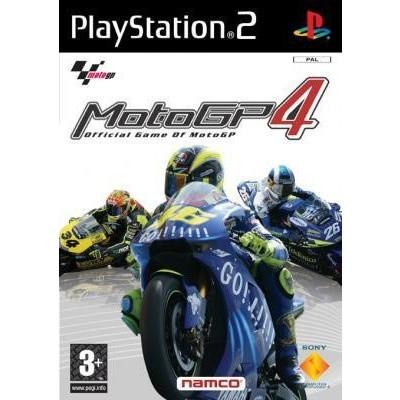 Motogp 4 PS2