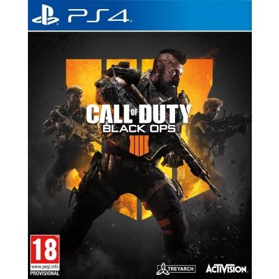 Foto van Call Of Duty: Black Ops 4 PS4