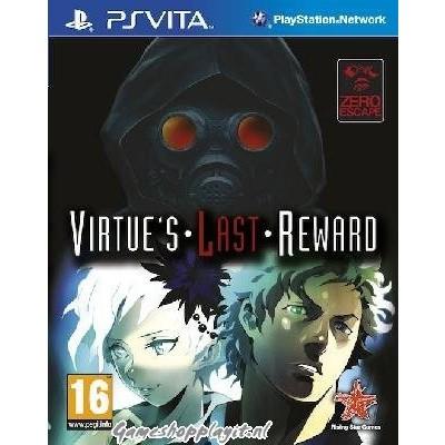 Foto van Virtue's Last Reward PSVITA