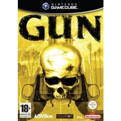 Gun Nintendo GameCube