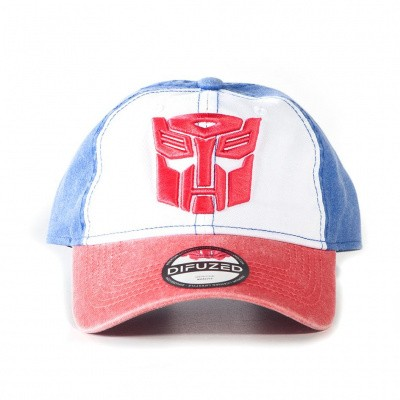 Hasbro - Transformers Autobots Adjustable Cap MERCHANDISE