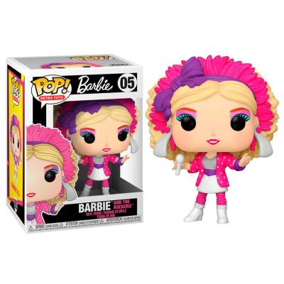 Pop! Retro Toys: Barbie - Rock Star Barbie FUNKO