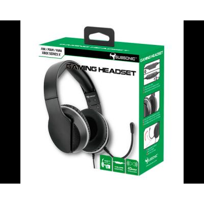 Foto van Subsonic Gaming Headset Xbox One