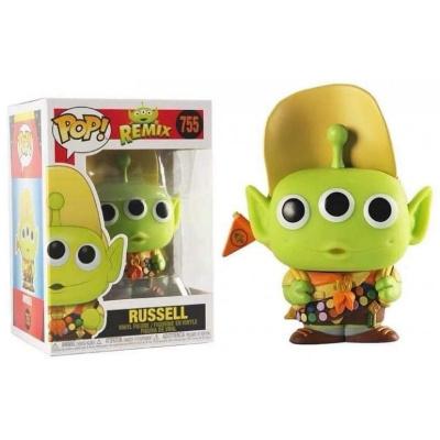 Pop! Disney Pixar: Toy Story Alien remix - Russel FUNKO