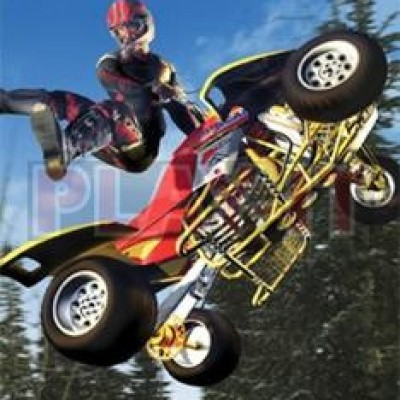 Atv Offroad Fury Blazin' Trails PSP