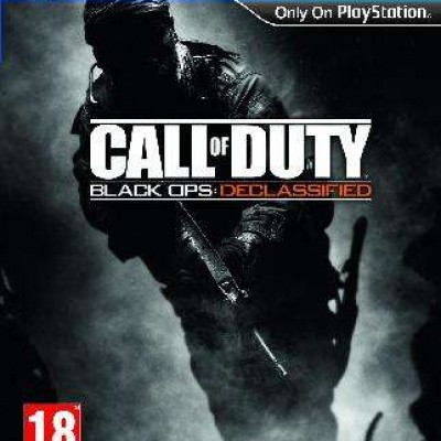 Foto van Call Of Duty,Black Ops Declassified PSVITA