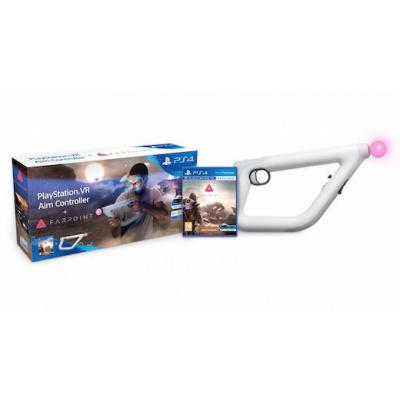 Foto van Farpoint (PSVR) + PlayStation VR Richtcontroller PS4