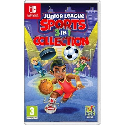 Foto van Junior League Sports Collection SWITCH