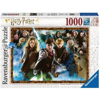 Harry Potter Tovenaarsleerling Puzzle 1000pc PUZZEL