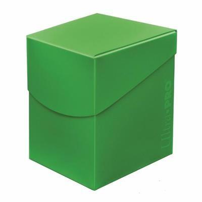TCG Deckbox Eclipse Pro-100+ - Lime Green DECKBOX
