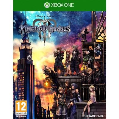 Foto van Kingdom Hearts 3 (Duitse Cover) XBOX ONE