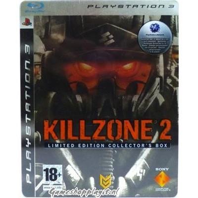 Foto van Killzone 2 Limited Edition PS3
