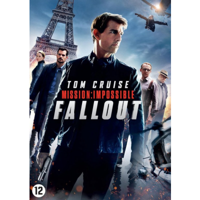 Foto van Mission: Impossible 6 Fallout DVD