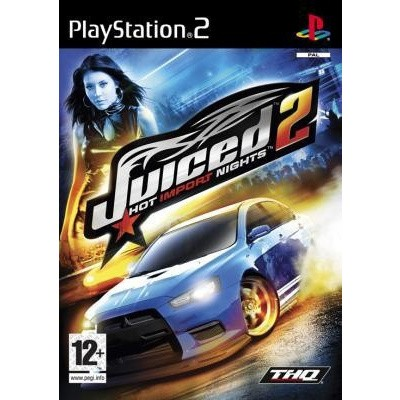 Juiced 2 PS2