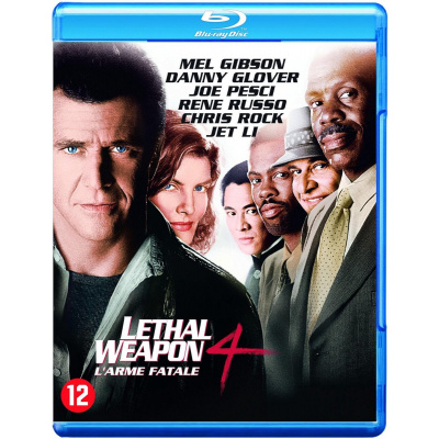 Lethal Weapon 4 BLU-RAY