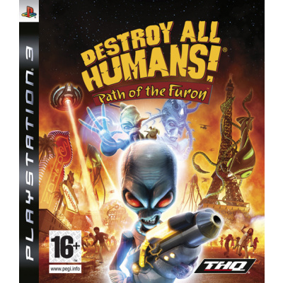 Destroy All Humans PS3