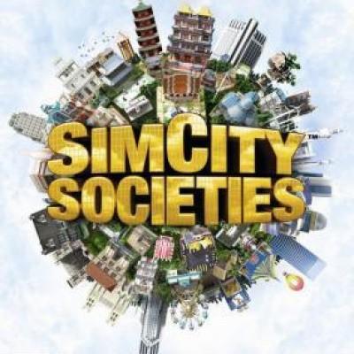 Foto van Sim City Societies PC