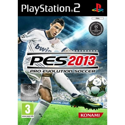 Pro Evolution Soccer 2013 (Pes 2013) PS2