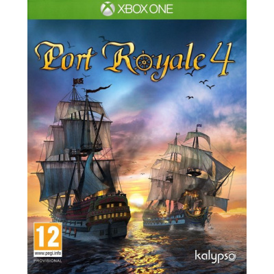 Foto van Port Royale 4 XBOX ONE