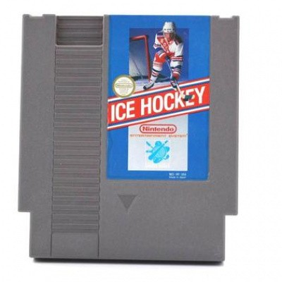Foto van Ice Hockey (Losse Cassette) NES