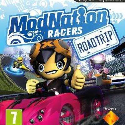 Modnation Racers PSVITA