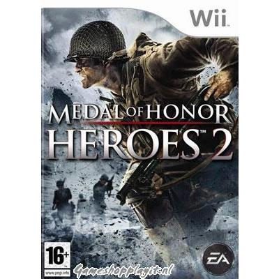 Medal Of Honor Heroes 2 WII