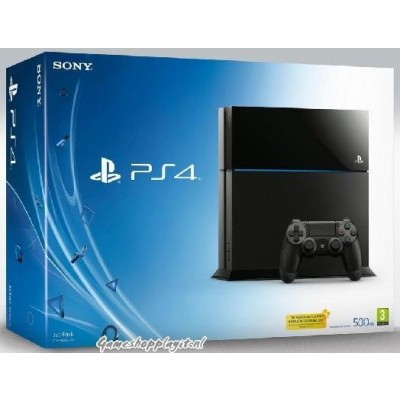 Foto van Playstation 4 Console 500Gb PS4