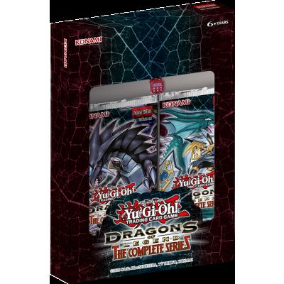 TCG Yu-Gi-Oh! Dragons Of Legend The Complete Series YU-GI-OH