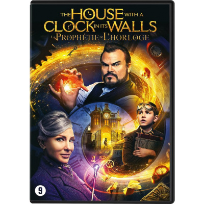 Foto van The House With A Clock In Its Walls DVD
