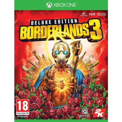 Foto van Borderlands 3 Deluxe Edition XBOX ONE
