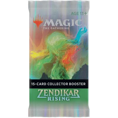 Foto van TCG Magic The Gathering Zendikar Rising Collector Booster Pack MAGIC THE GATHERING