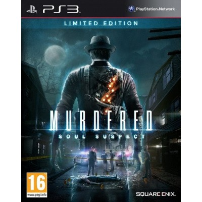 Murdered Soul Suspect Limited Edition PS3