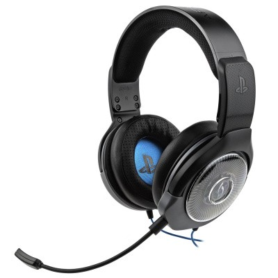 Foto van Afterglow - AG 6 Wired Headset (Zwart) PS4